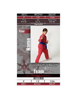 Martial Arts Super Ticket
