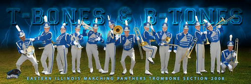 WideBody Group™ Marching band